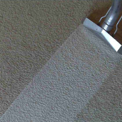 Hot water extraction carpet cleaning, steam cleaning